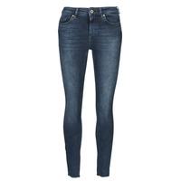 textil Dame Smalle jeans Only ONLBLUSH Blå / Mørk
