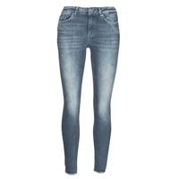 textil Dame Smalle jeans Only ONLBLUSH Blå / Grå