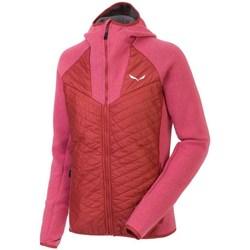 textil Dame Sweatshirts Salewa Fanes PL Rød, Pink