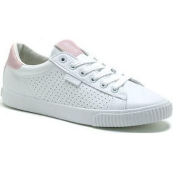 Sko Dame Lave sneakers Big Star HH274073 Hvid