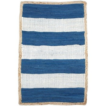 Indretning Tæpper Signes Grimalt Tæppe Azul