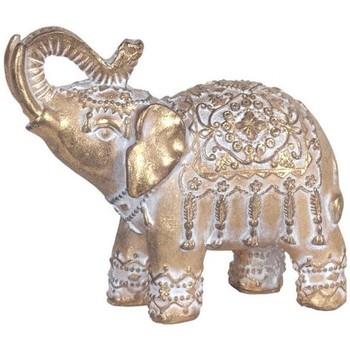 Indretning Små statuer og figurer Signes Grimalt Lille Golden Elephant Dorado