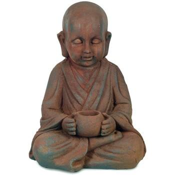 Indretning Små statuer og figurer Signes Grimalt Buddha Med Godt Marrón