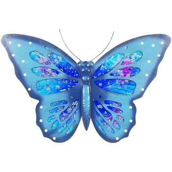 Indretning Små statuer og figurer Signes Grimalt Sommerfugl Azul