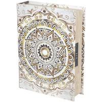 Indretning Kufferter og opbevaringskister Signes Grimalt Book Safe Box Marrón