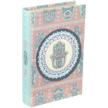 Indretning Kufferter og opbevaringskister Signes Grimalt Fatima håndbogskasse Multicolor