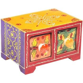 Indretning Kufferter og opbevaringskister Signes Grimalt Spice Rack 2 skuffer Multicolor