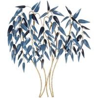 Indretning Malerier og lærreder Signes Grimalt Grædepiletræ Azul