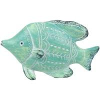 Indretning Små statuer og figurer Signes Grimalt Fisk Verde
