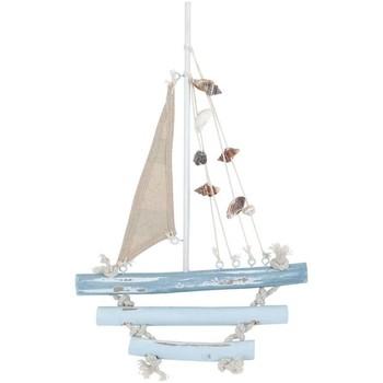 Indretning Festpynt Signes Grimalt Sejlbåd Bomuldsknopper Azul