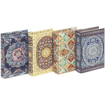 Indretning Kufferter og opbevaringskister Signes Grimalt Mandala bogæsker sæt 4U Multicolor