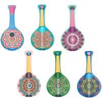 Indretning Små statuer og figurer Signes Grimalt Magnetisk mandolinsæt 6U Multicolor