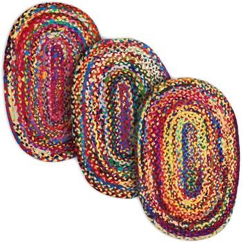 Indretning Tæpper Signes Grimalt Tæpper sæt 3 enheder Multicolor