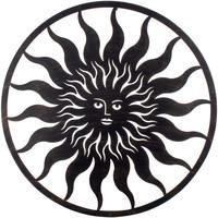 Indretning Malerier og lærreder Signes Grimalt Væglampe Negro