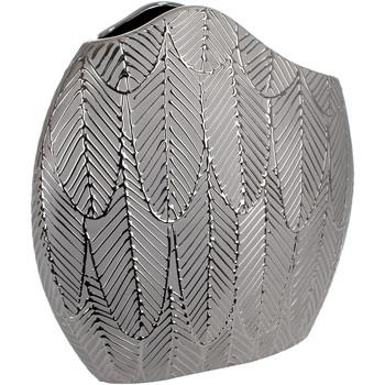 Indretning Vaser, potteskjulere Signes Grimalt Vase Plateado