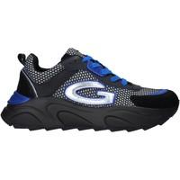 Sko Herre Lave sneakers Alberto Guardiani AGM003601 Sort