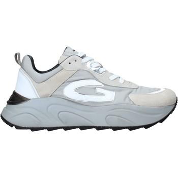 Sko Herre Lave sneakers Alberto Guardiani AGM003603 Grå