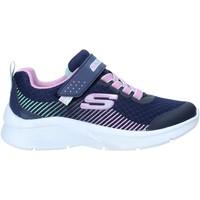 Sko Børn Lave sneakers Skechers 302016L Blå