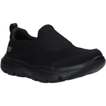 Sko Herre Lave sneakers Skechers 54730 Sort