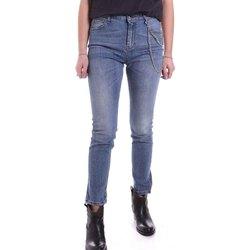 textil Dame Jeans Pinko 1J10C0 Y5PT Blå