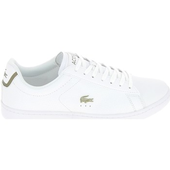 Sneakers Lacoste  Carnaby Blanc Blanc