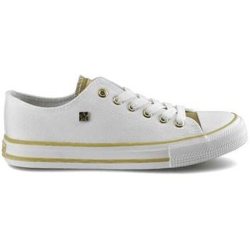 Sko Dame Lave sneakers Big Star HH274458 Hvid