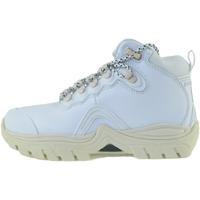 Sko Dame Høje sneakers DC Shoes Navigator Hvid