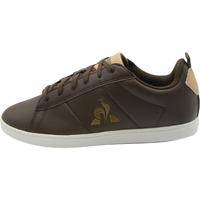 Sko Dame Lave sneakers Le Coq Sportif Courtclassic Gs Brun