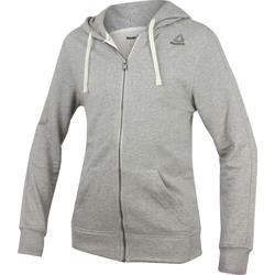 textil Herre Sweatshirts Reebok Sport Fitness El French Terry Full Zip Grå