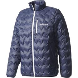 textil Herre Jakker adidas Originals Originals Serrated Padded Blå