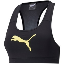 textil Dame Sports-BH Puma Mid Impact Sort