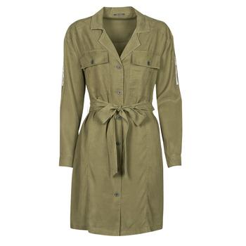 textil Dame Korte kjoler Ikks BS30055 Kaki
