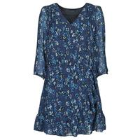 textil Dame Korte kjoler Ikks BS30055 Marineblå
