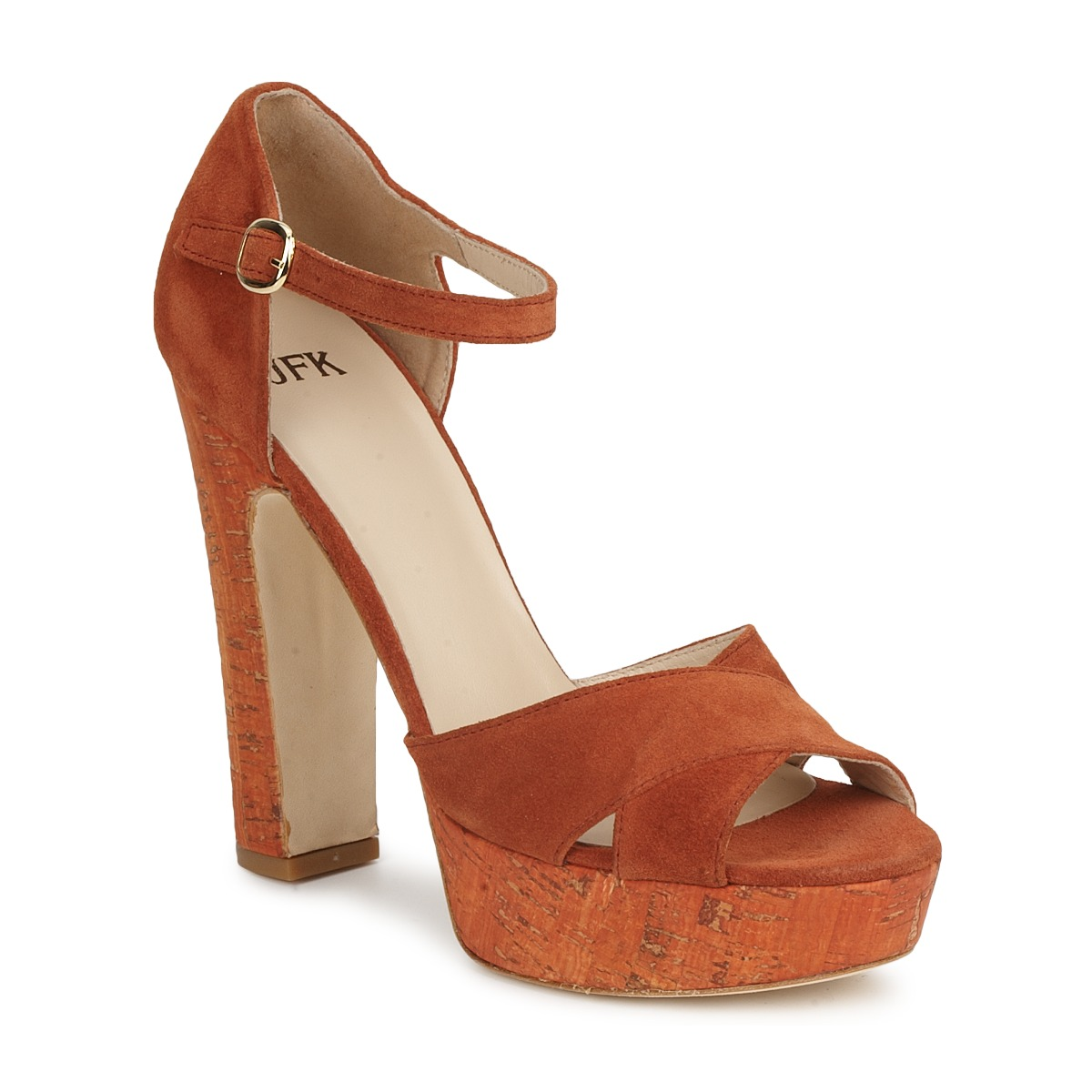 sandaler JFK  Orange