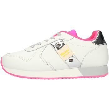 Sko Pige Lave sneakers Blauer S1LILLI02LEA White