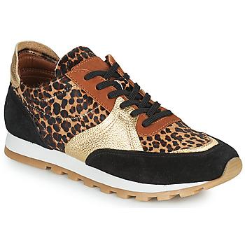 Sko Dame Lave sneakers JB Martin GLOIRE Sort