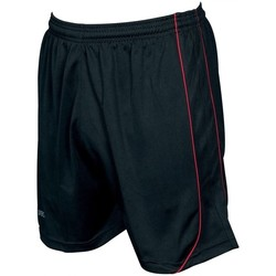 textil Shorts Precision  Black/Red