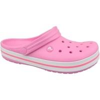 Sko Dame Snøresko & Richelieu Crocs Crocband Pink