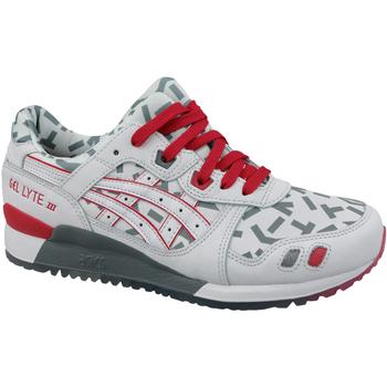 Sko Herre Lave sneakers Asics Asics Gel-Lyte III blanc