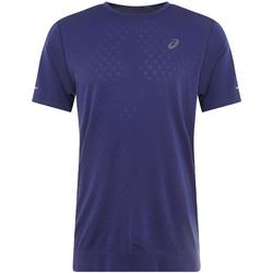 textil Herre T-shirts m. korte ærmer Asics Gel-Cool SS Top Tee grenade