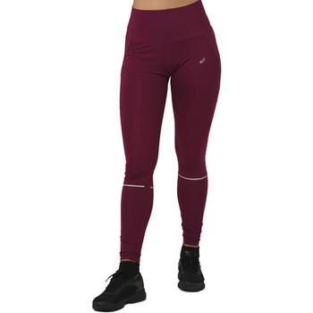 textil Dame Leggings Asics System Tight W bordeaux