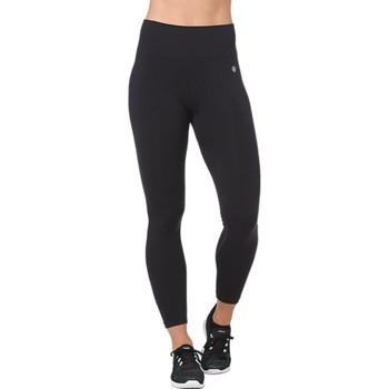 textil Dame Leggings Asics Seamless Cropped Tight Sort