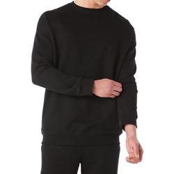 textil Herre Sweatshirts Asics Asics BL Sweat Crew noir