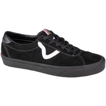 Sko Lave sneakers Vans UA Sport Sort