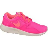 Sko Dame Lave sneakers Nike Kaishi Gs 705492-601 Orange,Pink