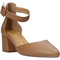 Sko Dame Højhælede sko Grace Shoes 774005 Brun