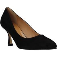 Sko Dame Højhælede sko Grace Shoes 057R001 Sort