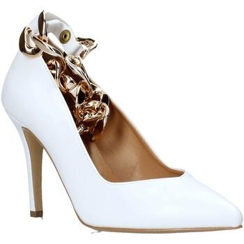 Sko Dame Højhælede sko Grace Shoes 038148 hvid