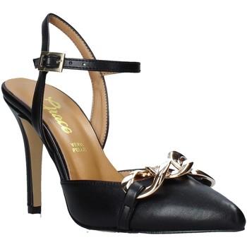 Sko Dame Højhælede sko Grace Shoes 038064 Sort