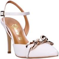 Sko Dame Højhælede sko Grace Shoes 038064 hvid